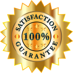 Satisfaction Grantee stamp